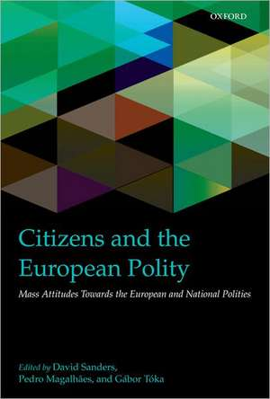 Citizens and the European Polity