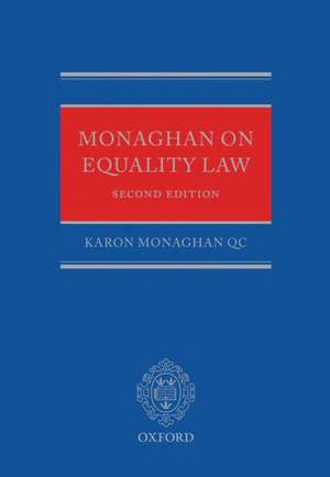 Monaghan On Equality Law