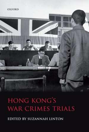 Hong Kong's War Crimes Trials imagine