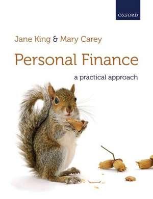 Personal Finance: A Practical Approach de Jane King