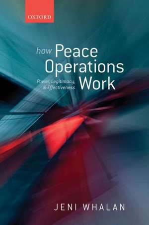How Peace Operations Work