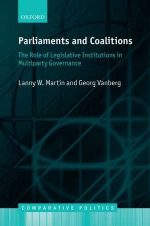 Parliaments and Coalitions