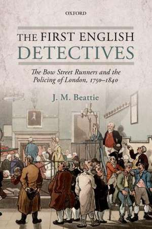 The First English Detectives