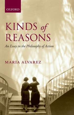 Kinds of Reasons