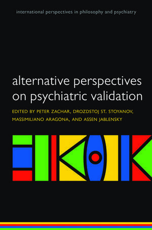 Alternative perspectives on psychiatric validation