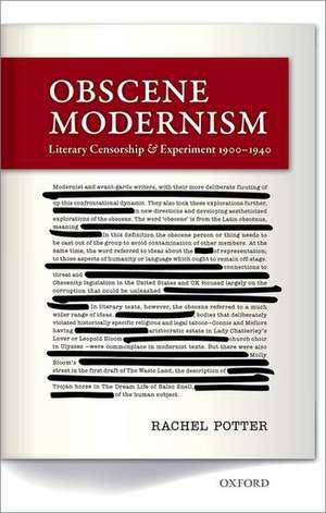 Obscene Modernism