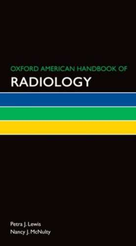 Oxford American Handbook of Radiology