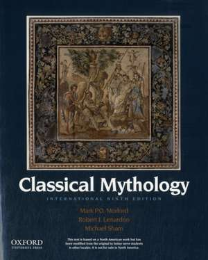 Classical Mythology, International Edition