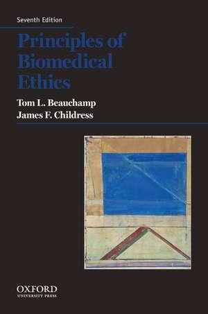 Principles of Biomedical Ethics de Tom L. Beauchamp