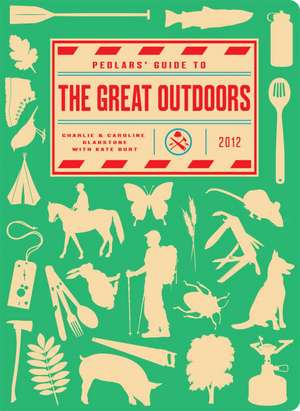 Pedlars' Guide to the Great Outdoors imagine