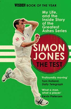 The Test de Simon Jones