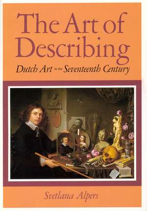 The Art of Describing (Paper)