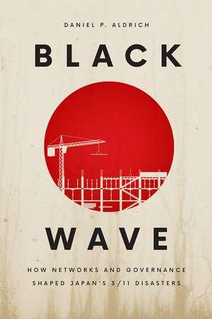 Black Wave: How Networks and Governance Shaped Japan's 3/11 Disasters de Daniel P. Aldrich