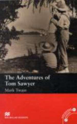 Macmillan Readers Adventures of Tom Sawyer The Beginner Reader de John Cornish