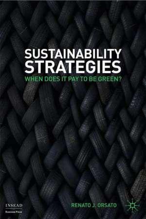 Sustainability Strategies imagine