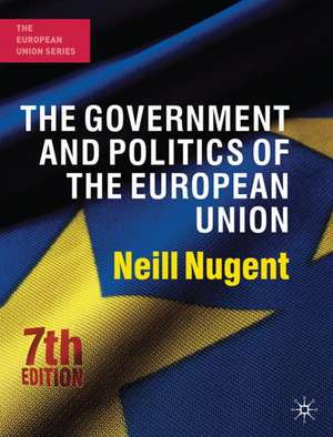 The Government and Politics of the European Union imagine