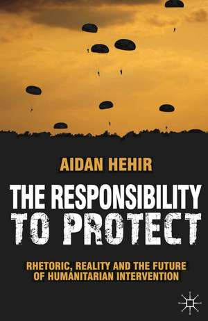 The Responsibility to Protect imagine