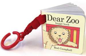 Dear Zoo Buggy Book