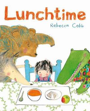 Lunchtime. Rebecca Cobb