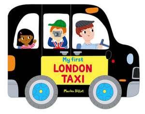 Whizzy Wheels:  London Taxi de Marion Billet