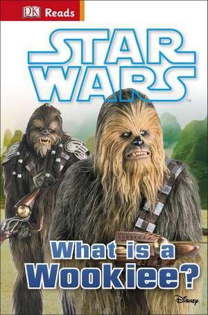 Star Wars What is a Wookiee? de DK