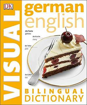 German English Bilingual Visual Dictionary de DK