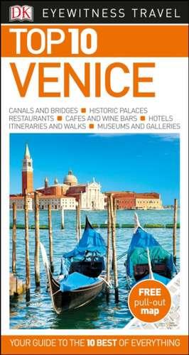Top 10 Venice de DK Travel