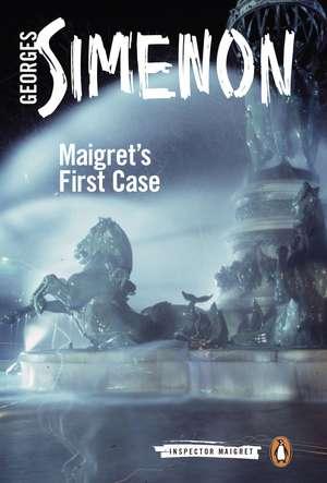Maigret's First Case: Inspector Maigret #30 de Georges Simenon