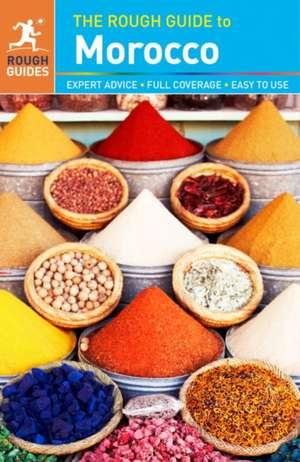 The Rough Guide to Morocco de Rough Guides