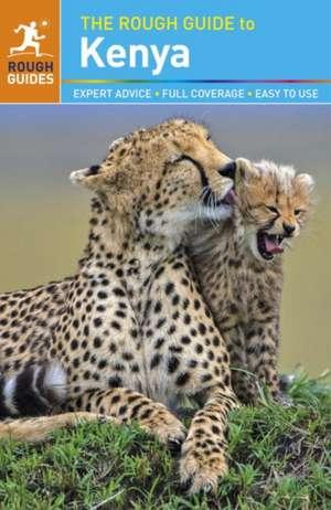 The Rough Guide to Kenya de Rough Guides