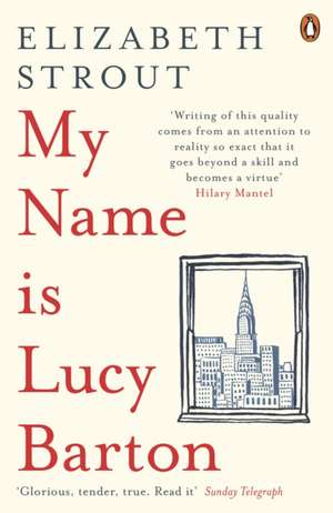 My Name Is Lucy Barton de Elizabeth Strout