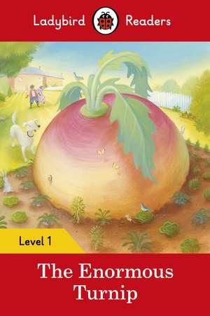 The Enormous Turnip – Ladybird Readers Level 1 de Ladybird