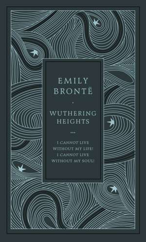 Wuthering Heights, editie speciala legata in piele