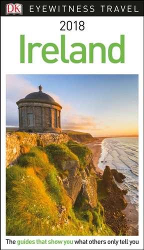 DK Eyewitness Travel Guide Ireland