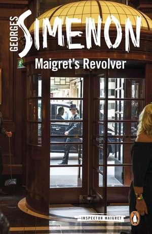 Maigret's Revolver imagine