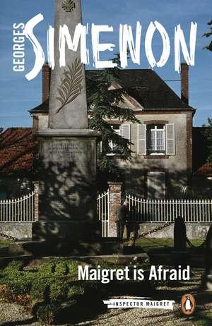 Maigret is Afraid imagine