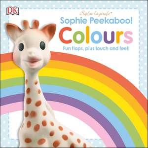 Sophie Peekaboo! Colours imagine