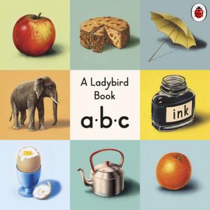 ABC: A Ladybird Vintage Board Book