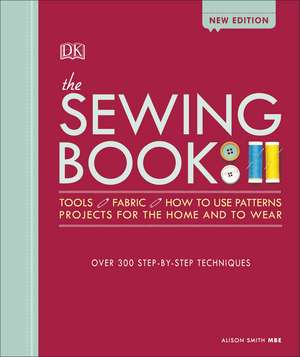 The Sewing Book New Edition imagine