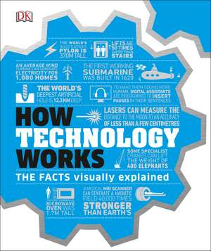 How Technology Works: The facts visually explained de DK