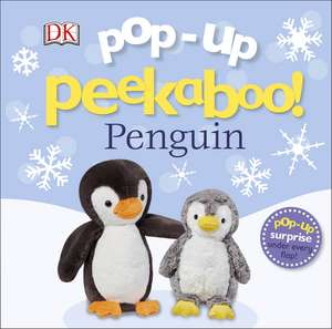 Pop Up Peekaboo! Penguin de DK