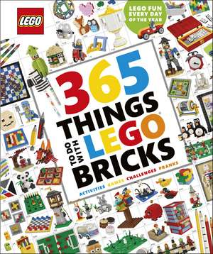 365 Things to Do with LEGO® Bricks imagine