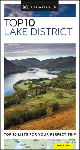 DK Eyewitness Top 10 Lake District imagine