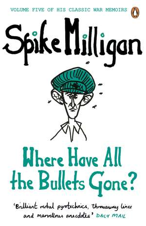 Where Have All the Bullets Gone?