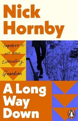 A Long Way Down de Nick Hornby