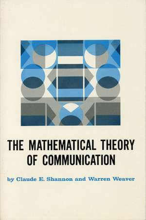 The Mathematical Theory of Communication imagine
