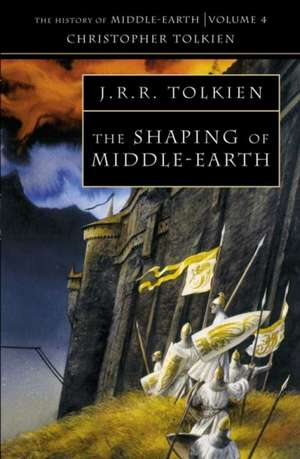 The Shaping of Middle-Earth de J. R. R. Tolkien