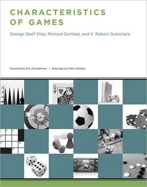 Characteristics of Games de George Skaff Elias