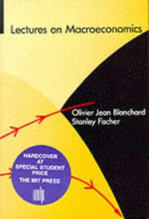 Lectures on Macroeconomics de Olivier Blanchard