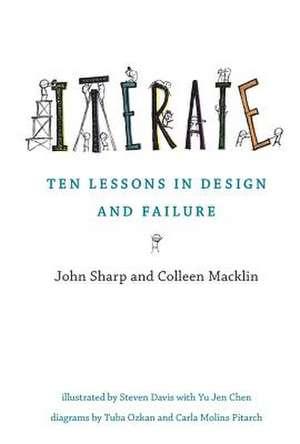 Iterate – Ten Lessons in Design and Failure de John Sharp